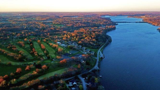 Decatur Aerial Photo