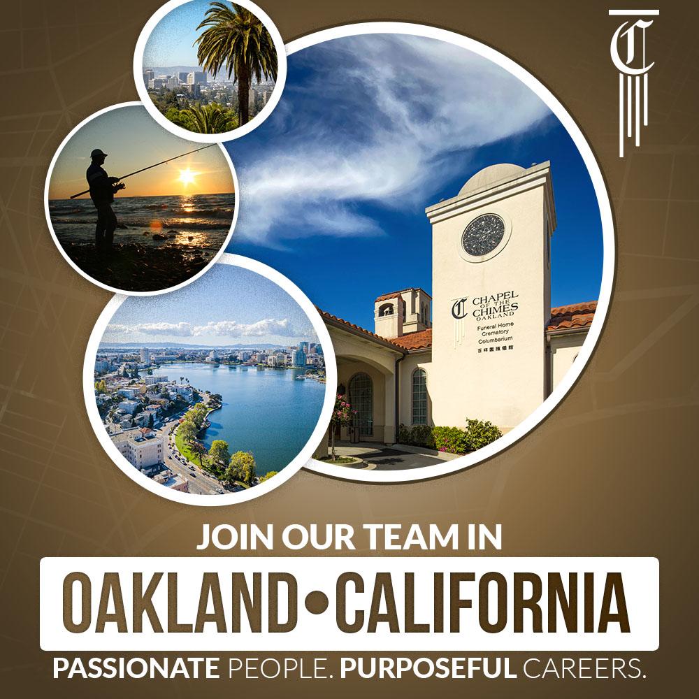 Header images - Oakland