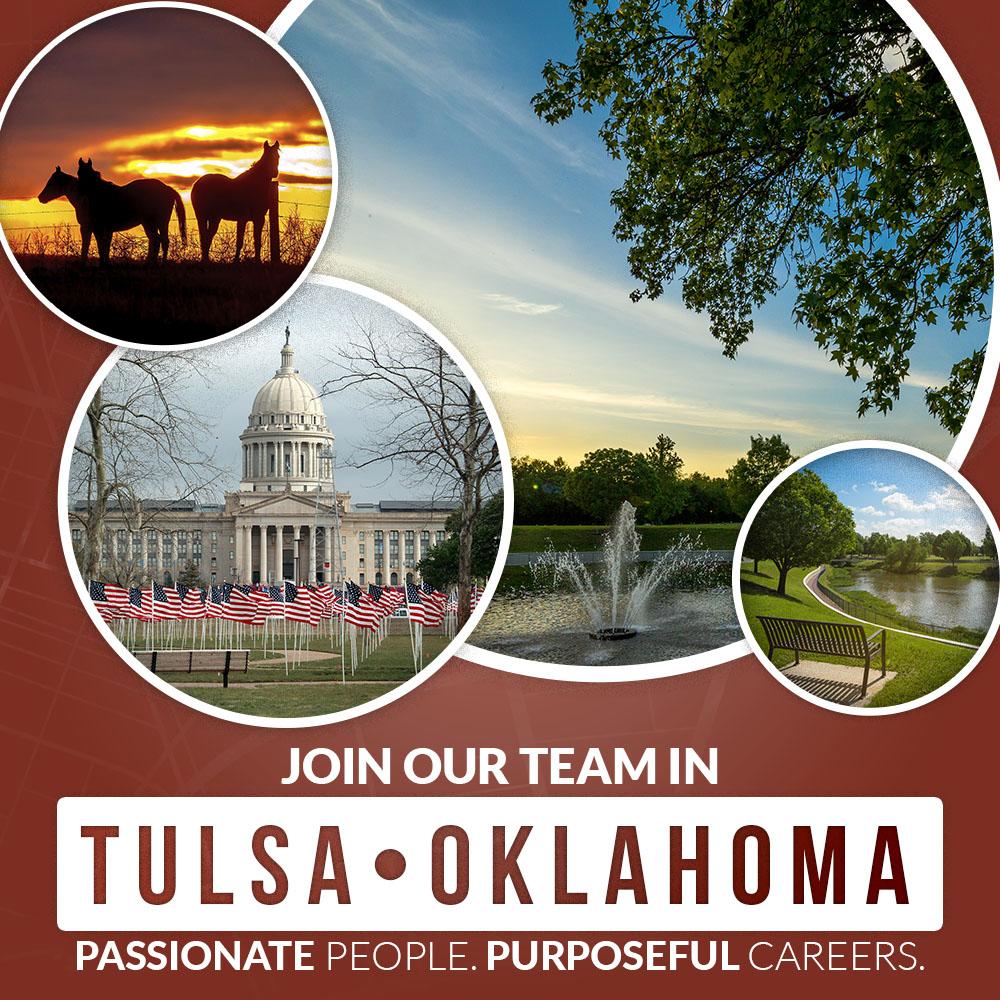 Header images - Tulsa